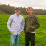 Byron Palmer and Nate Chisholm are the co-founders of Grounded Land and Livestock.