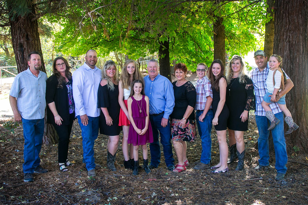 Hawkes Family Shares Three Generations Worth Of Sonoma County